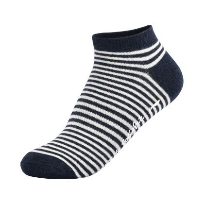 The Trend Male Footie, Gray/Black, 1