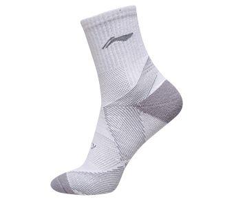 Essentials Unisex Mid Cut, White/Gray