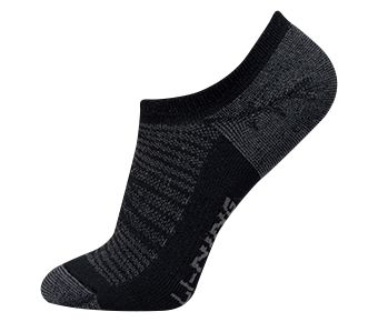 Essentials Unisex Ankle Socks, Black