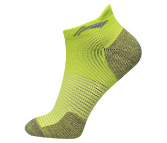 Pro-Jogger Unisex Footie, Fluorescent Green
