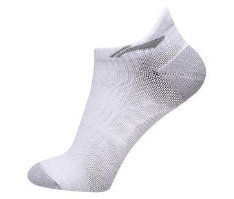 Essentials Unisex Footie, White/Gray