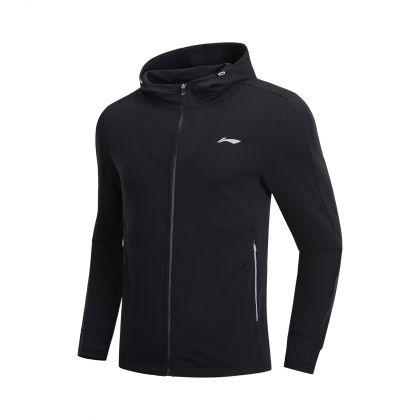 Primary Runner Male Sweat Top, Standard Black