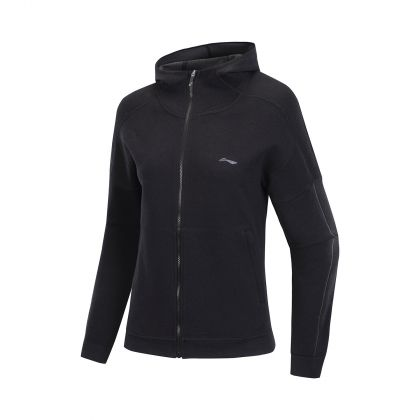 Hobby Runners Female Sweat Top, Standard Black