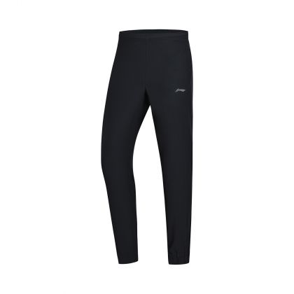 Essentials Male Track Pants, Standard Black