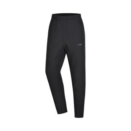 Jogger Male Track Pants, Standard Black