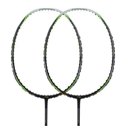 Racket TURBO CHARGING 75I, Black/Green