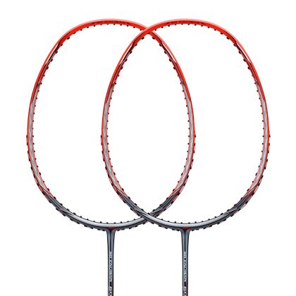 Racket 3D CALIBAR 600B, Red/Gray