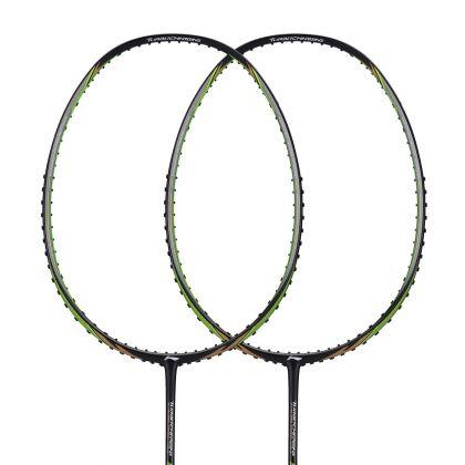 Racket TURBO CHARGING 50D, Black/Green