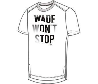 Wade Boy S/S Tee, Standard White