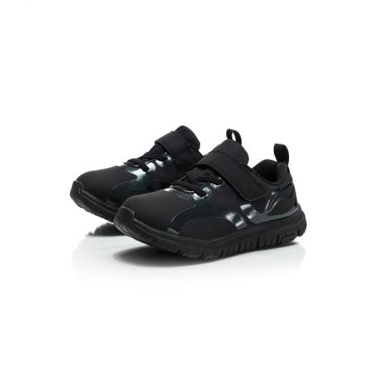 Sports Life Boy Li-Ning Kids Sport Shoes, Standard Black
