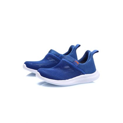 Sports Life Boy Sports Shoes For Kids, Turkish Sea/Standard White