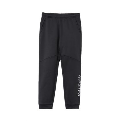 Training Girl Sweat Pants, Standard Black