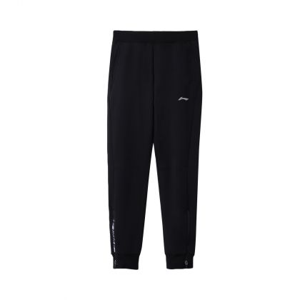 Training Boy Sweat Pants, Standard Black