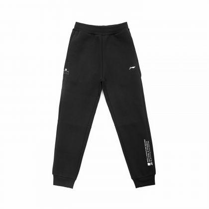 Badfive Boy Sweat Pants, Standard Black