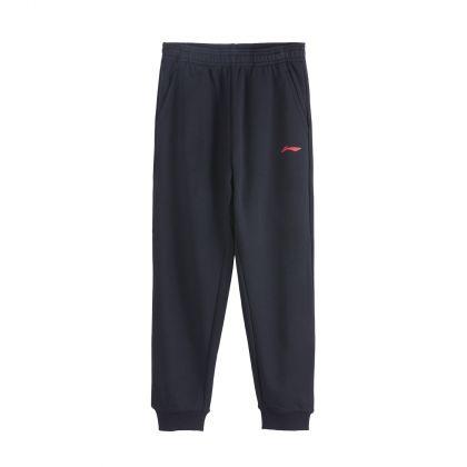 Basketball Boy Sweat Pants, Standard Black