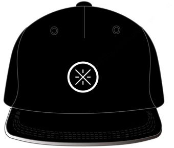 Wade Boy Baseball Cap, Black