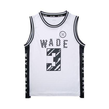 Wade Boy Tank, Standard White
