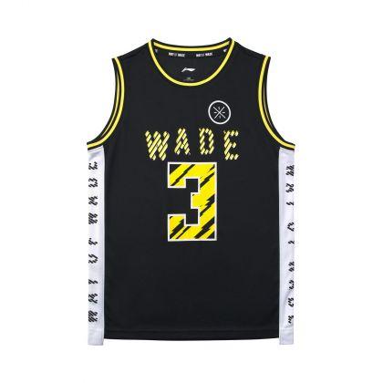 Wade Boy Tank, Standard Black