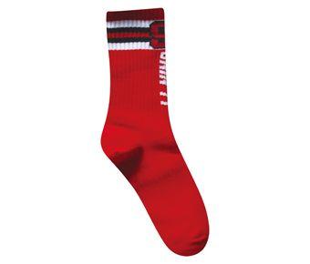 Basketball Boy Stocking, Red