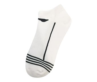 Sports Life Boy Footie, White/Black