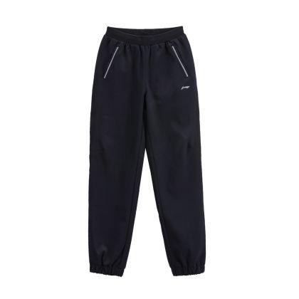 Sports Life Boy Track Pants, Standard Black