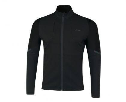 Male FZ Knits Top, Standard Black