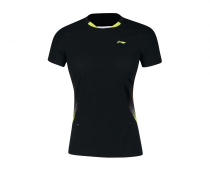 Female Competition Top, Standard Black