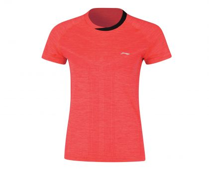 Female Competition Top, Flame Red